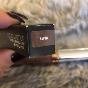 Anastasia Beverly Hills Makeup - Anastasia liquid lipstick in Sepia